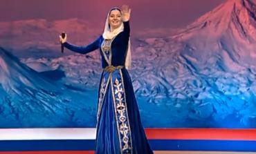 (Western Armenian) Ճանաչենք Մեր Մշակոյթը` Արեւմտեան Հայաստան: Խեդա Խամզատովա