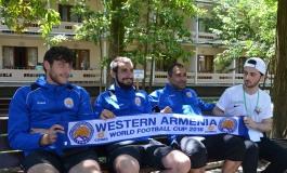 (Русский) Сборная мира: команду Западной Армении собирали по всему свету