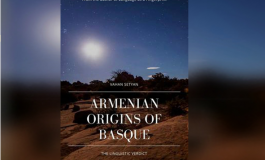 Armenian Origins of Basque: a presentation by Vahan Setyan