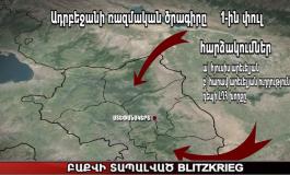 (Eastern Armenian) Արդյո՞ք կարող է Արդբեջանը մեկ շաբաթում վերագրավել Լեռնային Ղարաբաղը