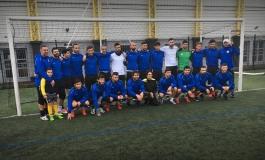 (Western Armenian) Արեւմտեան Հայաստանի Ֆուտբոլի Ազգային Հավաքականը
