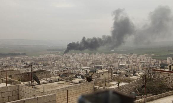 (Western Armenian) Աֆրին - Դամասկոսի կառավարութիւնը կը կորսնցնէ համբերութիւնը